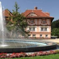 Slovenské kúpele vo veľkom meste