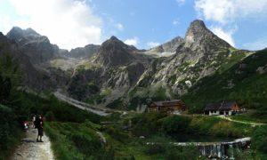 Turistické trasy Vyoské Tatry za každého počasia