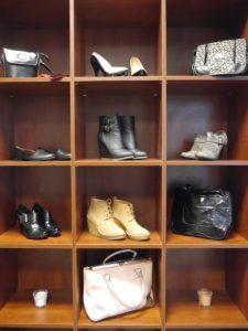 Vstavané skrine a šatníky pre ženy