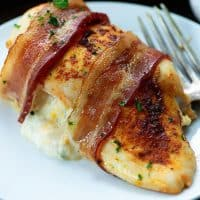 Kuracie mäso na tanieri