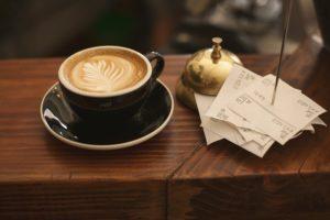 Podnikatelský záměr kavárna na několik stran