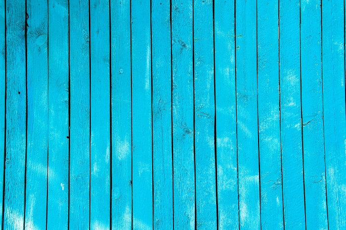 Farba na drevo v modrej farbe